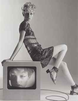 Bert Stern-Twiggy-1967