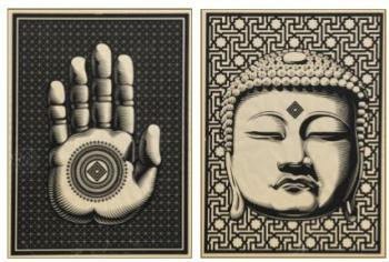 Cryptik-Buddha and Hand Of Fatima-2010
