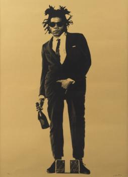 Knowledge Bennett-Jean Michel - Basquiat-2014