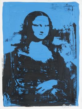 Benjamin Alejandro-Mona Lisa-2012
