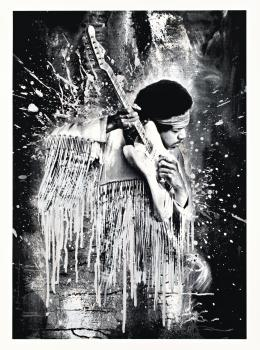 Mr. Brainwash-Jimi-