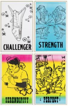 Faile-(i) Strength; (ii) Challenger; (iii) Perfect; (iv) Serendipity-2001