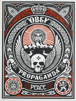 Shepard Fairey-Eagle Mountain-2006