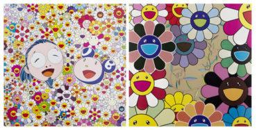 Takashi Murakami-Me and Mr. Dob-2009