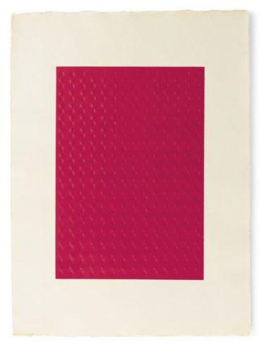 Enrico Castellani-Senza Titolo-1967