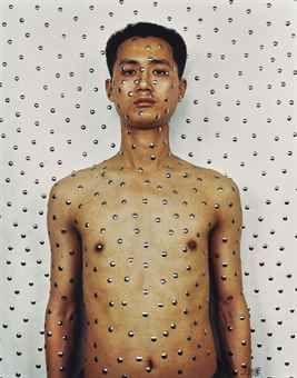 Qiu Zhijie-Tattoo I-2000