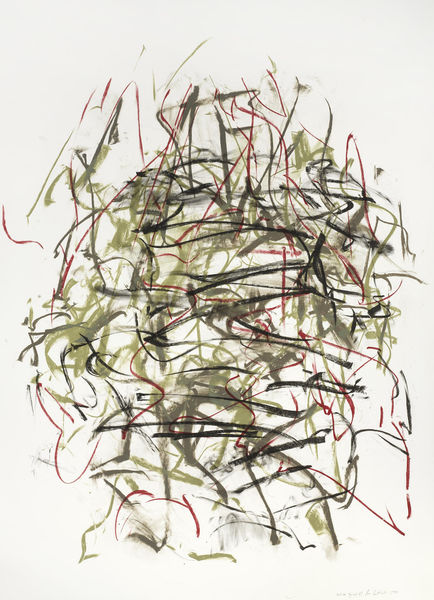 Joan Mitchell-Sunflower V-1992