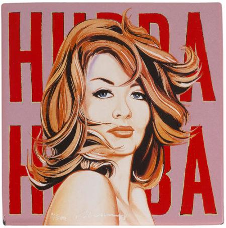 Mel Ramos-American Beauty (Hubba Hubba)-2003
