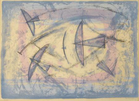 Rufino Tamayo-Poesia del Vuelo-1958