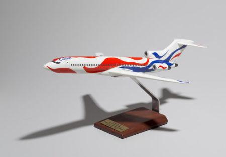 Alexander Calder-Bicentennial Plane (Braniff Airlines)-1976