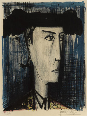 Bernard Buffet-Le Toreador-1960
