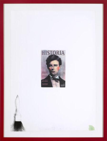 Jim Dine-Historia-1971