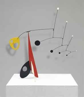 Alexander Calder-Antenna-1948
