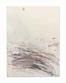 Cy Twombly-Ramses-1980