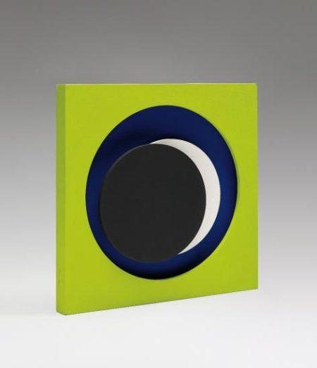 Genevieve Claisse-Rotacteur Vert (Green Rotator)-1971