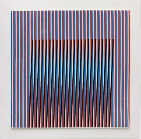 Carlos Cruz-Diez-Ceramique No. 5-2008