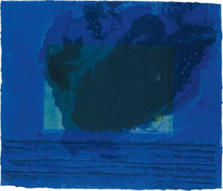 Howard Hodgkin-A Storm-1977