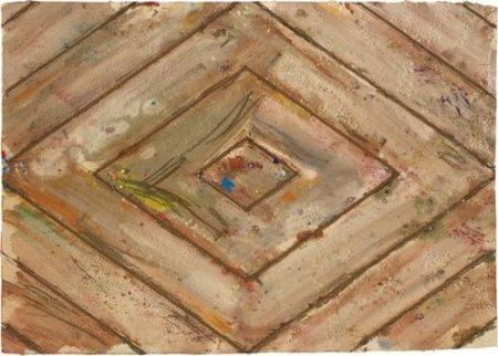 Kenneth Noland-Untitled-1983