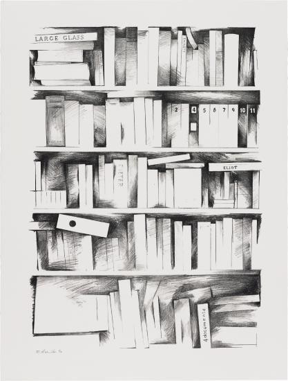 Richard Hamilton-Archive II-1981