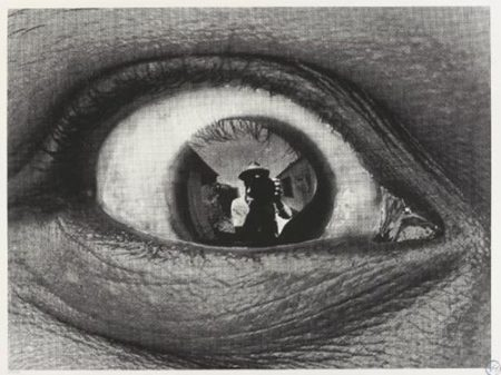 JR-Self-Portrait In A Woman's Eye, Kenya, From 28 Milimetres, Women Are Heroes-2010