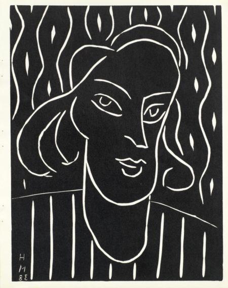 Henri Matisse-Teeny unframed-1938