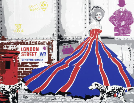 Richard Ryan-London by Ryan ('Savile Row', 'London Street', 'London Victoria Station', 'Parliament')-2010