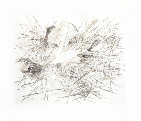 Julie Mehretu-Untitled (Pulse)-2013