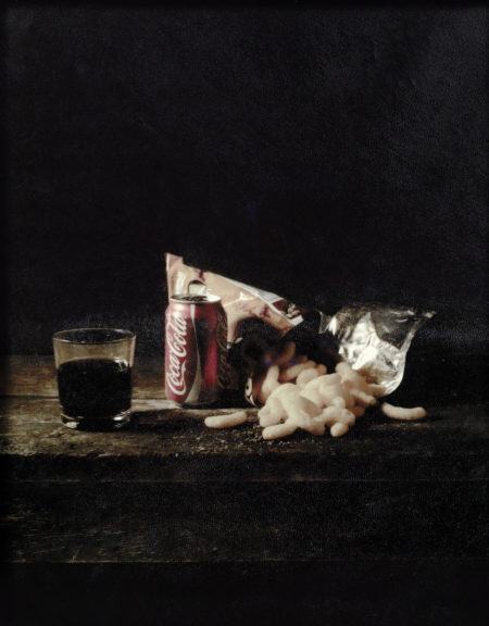 Mat Collishaw-Last Meal on Death Row: Velma Barfield-2012