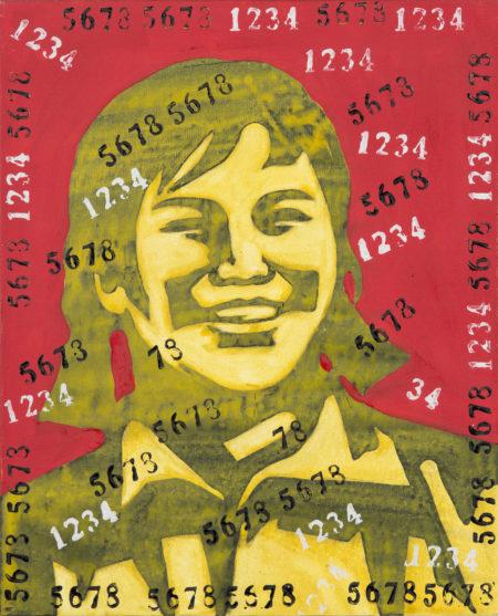 Wang Guangyi-Belief Series-2003