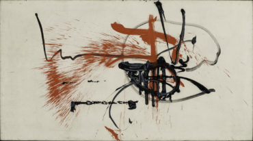 Georges Mathieu-Untitled-1957