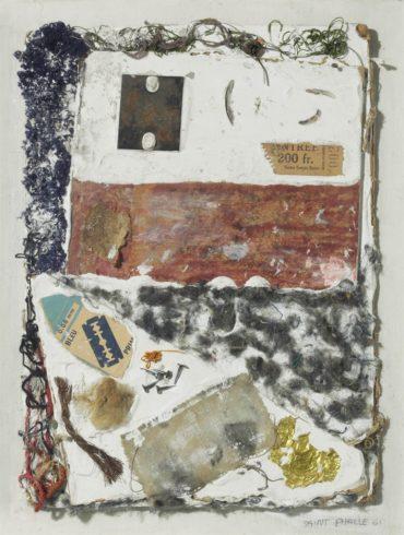 Niki de Saint Phalle-Assemblage-1961