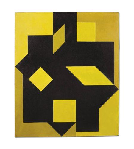 Victor Vasarely-Larissa-1955