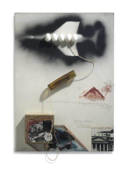 Wolf Vostell-Dokumenta Projekt DAS EI-1977