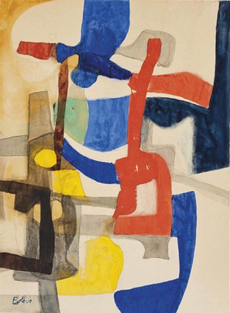 Maurice Esteve-Sans titre-1953