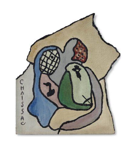 Gaston Chaissac-Sans titre-1961