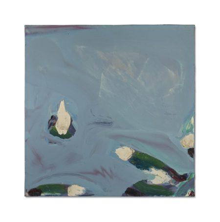 Olivier Debre-Aux taches blanches (Sidi Bou Said)-1968