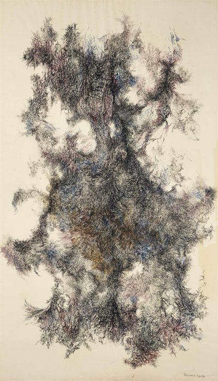 Bernard Schultze-Composition-1960