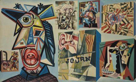 Erro-Anatomy of the Cubism-1967