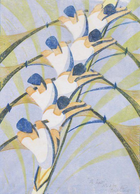 Cyril Edward Power-The Eight-1930