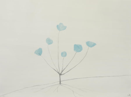 Louise Bourgeois-Flower in the Forest-1998