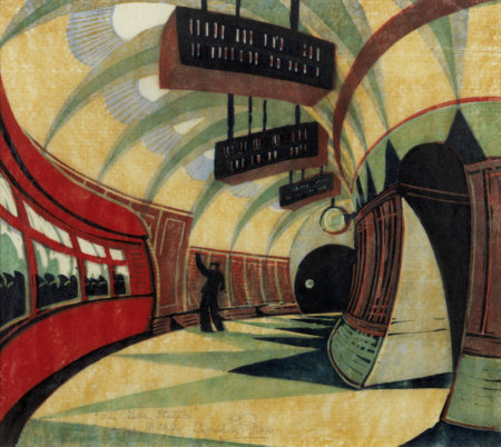 Tube Station (Coppel CEP 32)-1932