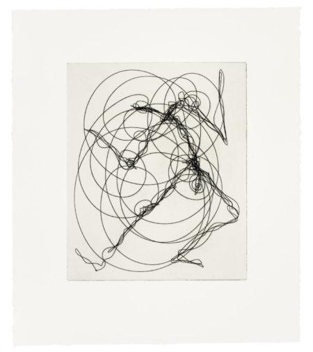 Antony Gormley-Feeling Material-2014