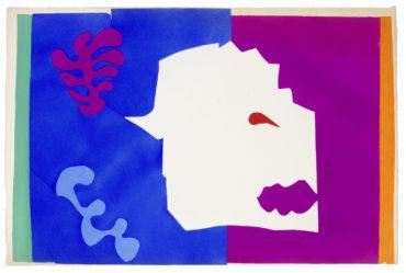 Henri Matisse-Le Loup, from Jazz (Duthuit Books 22)-1947