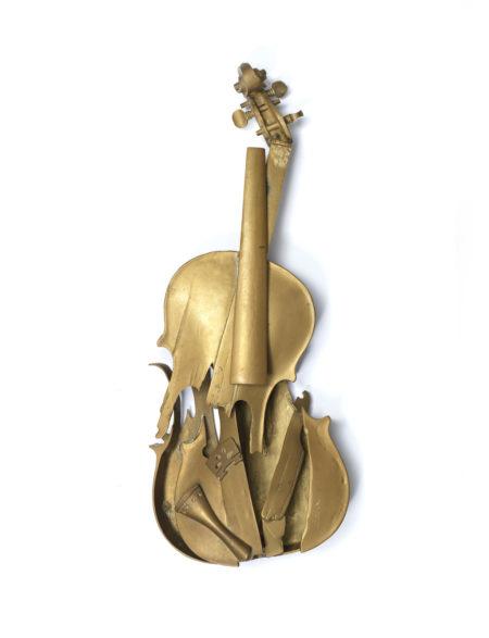 Arman-Le Tombeau de Paganini-1979