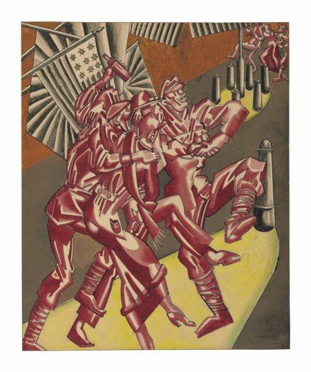 William Roberts-War Celebrations-1919