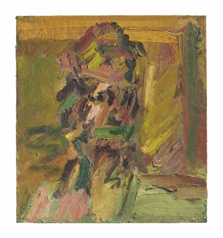 Frank Auerbach-Head of Jake-2003