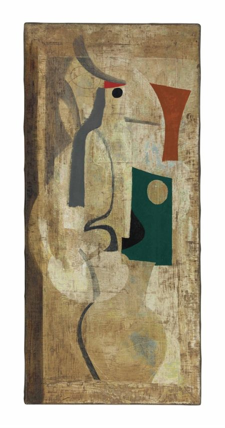 Ben Nicholson-1933 (Still life with jug and bottle)-1933
