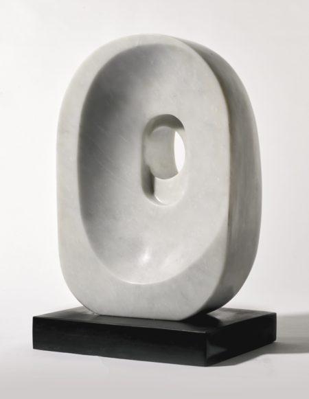 Barbara Hepworth-Quiet Form-1973