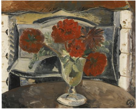 Paul Nash-Dahlias-1927