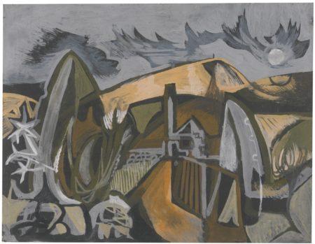 Bryan Wynter-Landscape-1949
